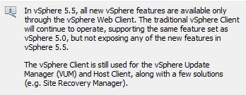vmware 5.5 login