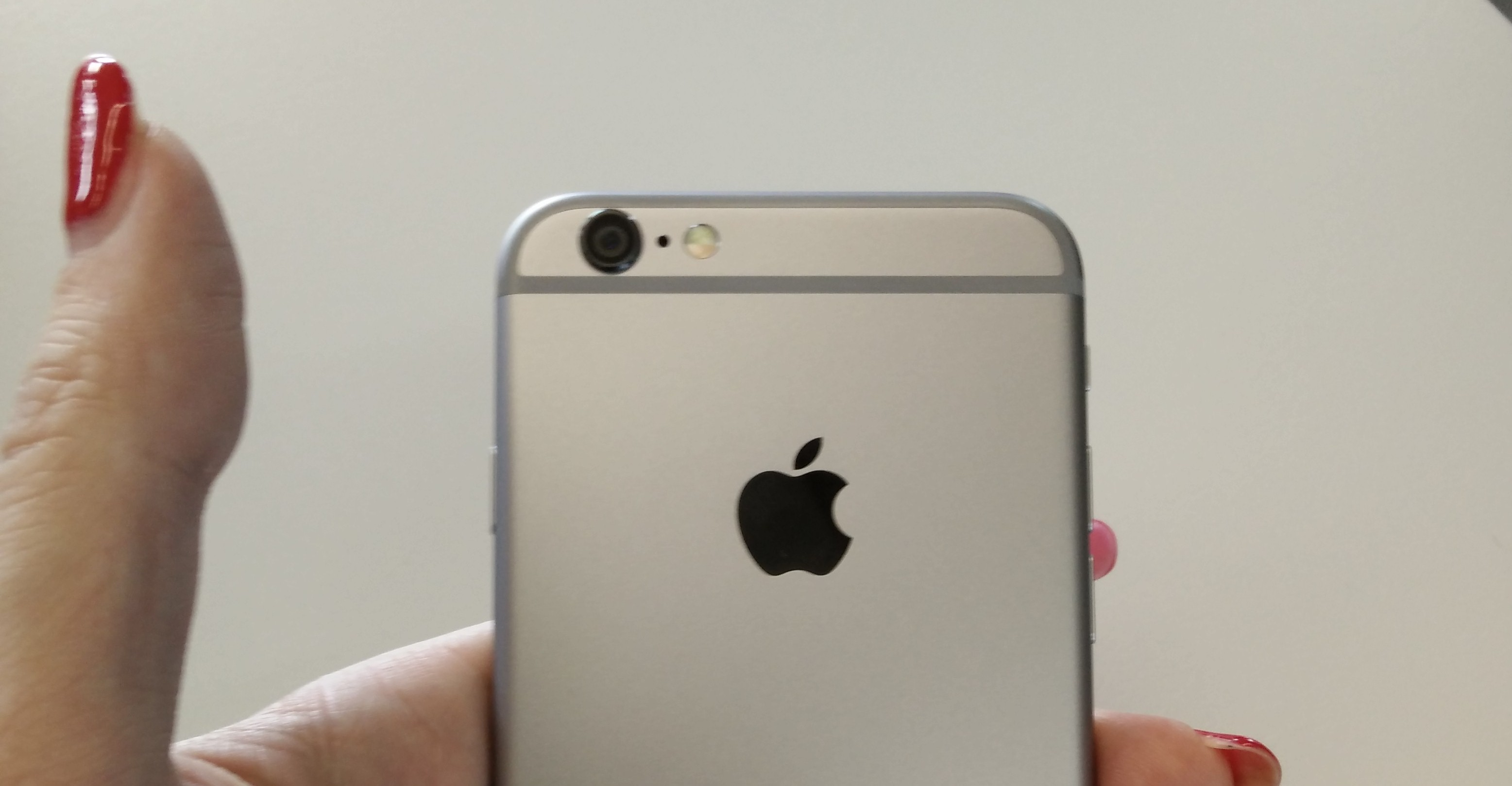 A short Hands-on: iPhone 6